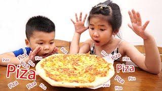 BÚN BẮP RỬA TAY TRƯỚC KHI ĂN PIZZA - WASH YOUR HAND BEFORE EATING PIZZA