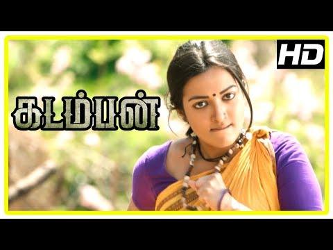 Kadamban Tamil Movie   Catherine Tresa Introduction   Arya   Yuvan Shankar Raja