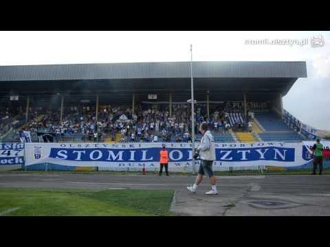 Doping z meczu Stomil Olsztyn - Chrobry Głogów
