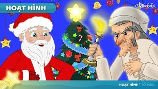 Giáng Sinh câu chuyện cổ tích - Truyện cổ tích việt nam - Hoạt hình cho Trẻ Em