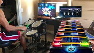 EPM by Dragonforce Rockband 3 Expert Drums Playthrough