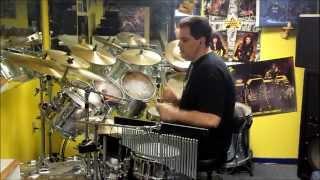 Stryper The Way drum cover by Paul Elliott