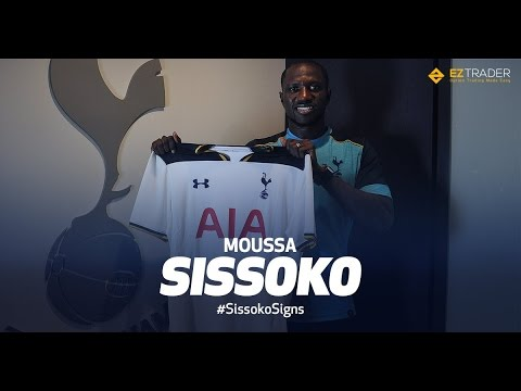 Moussa Sissoko - Beast - Welcome to Tottenham! - Best Goals, Skills, Runs, Assists - 2016 - HD