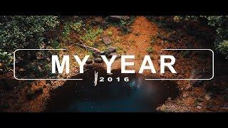 My Year 2016 - Sam Kolder Inspired