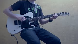 Cry of Fear - Lonely (Guitar Cover)