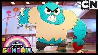 The Moustache | Gumball | Cartoon Network