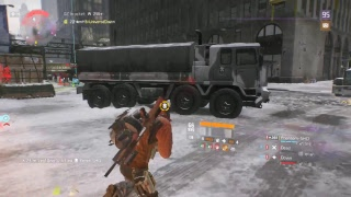 The Division Live Stream DZ