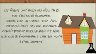 preview picture of video 'La Gestion Rationnelle de l'eau - Lycée Pilote Ariana'