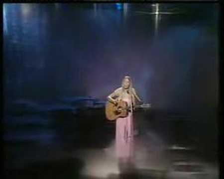 Joni Mitchell - Both Sides Now (Live, 1970)