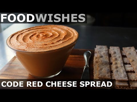 Code Red Cheese Spread - Hot Pepper Challenge for ALS!