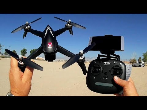 mjx-bugs-5w-b5w-fpv-brushless-gps-circle-follow-me-waypoints-drone-flight-test-review