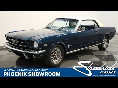 1965 Ford Mustang for Sale - CC-1037205