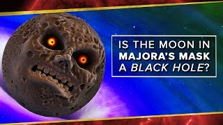 Is the Moon in Majora's Mask a Black Hole? | Space Time | PBS Digital Studios