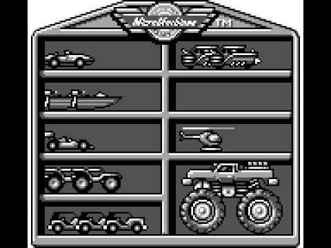 MicroMachines Game Boy