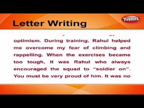 How To Write Condolence Letters | Letter Writing In English | Writing Letters For Kids Mp3