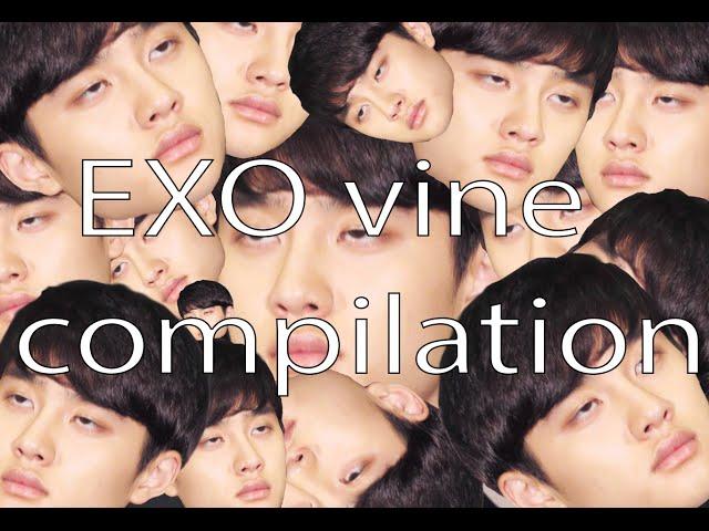 EXO VINES COMPILATION #1
