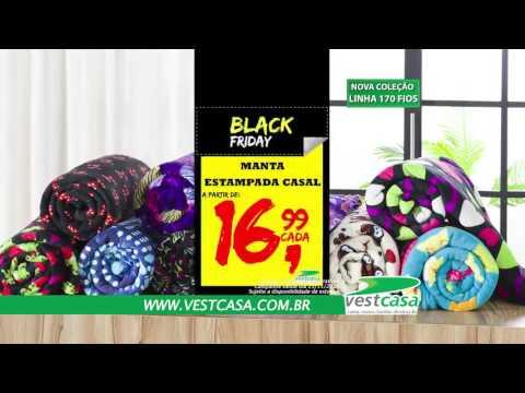 Manta Estampada Casal - Preços de Black Friday!