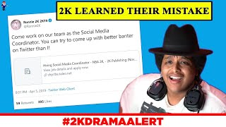 2K RESTRUCTURING AFTER A PRICELESS OOPSIE, STEEZO vs POWER GETS PERSONAL... #2KDramaAlert