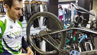 Видео: Замена велосипедной цепи