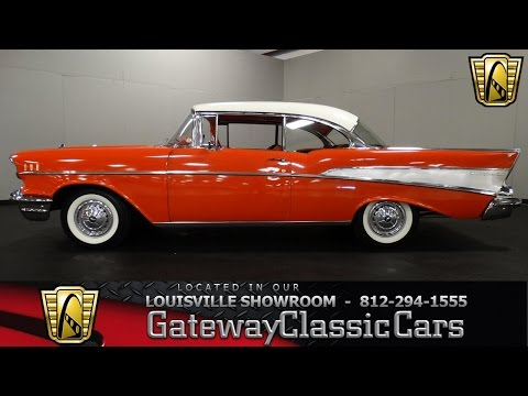 Video of '57 Bel Air - KEIU
