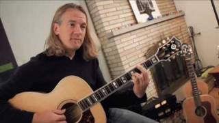 Billy McLaughlin   Fingerstyle Guitar Lesson #5   Altered Tunings Part 1
