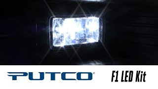 In the Garage™ with Total Truck Centers™: Putco F1 LED Kit