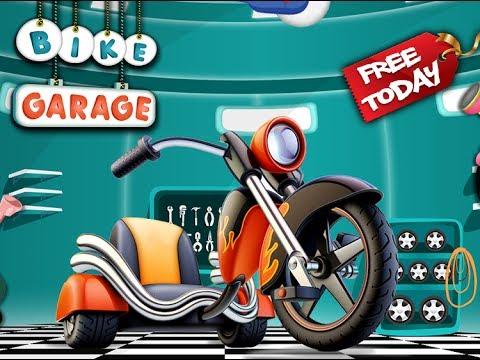 Video of Bike Garage - Fun Game