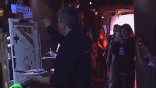 Participação na Art Battle Lisboa
