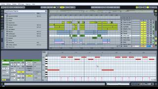 """Making """"Afrojack feat. Eva Simons - Take Over Control"""" in Ableton LIVE by Frontkick"""