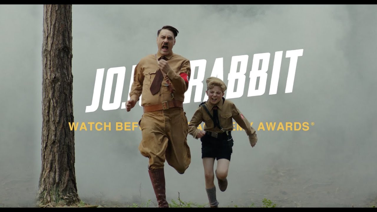 Jojo Rabbit - On Blu-ray