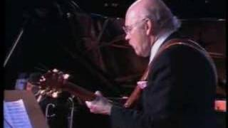 "Jim Hall and Petrucciani live ""Beautiful Love"""