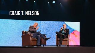 Robert Morris – Interview with Craig T. Nelson – Bring A Friend