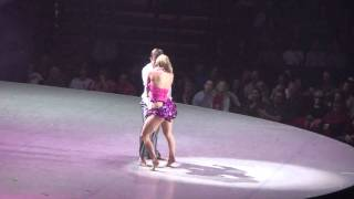 """SYTYCD Tour Kent & Lauren -- """"Collide"""" and """"My First Kiss"""""""
