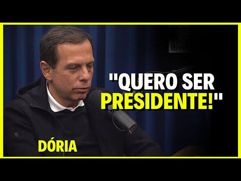 JOÃO DÓRIA FALA SOBRE CANDIDATURA À PRESIDÊNCIA DA REPÚBLICA