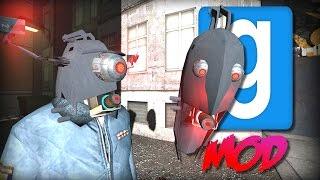 Garry's Mod: CoD Black Ops 2 NEXTBOT ZOMBIES | Mod Showcase - Самые