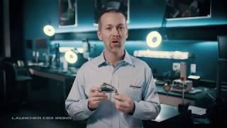 Cleveland Launcher CBX 4-PW Steel Iron Set-video