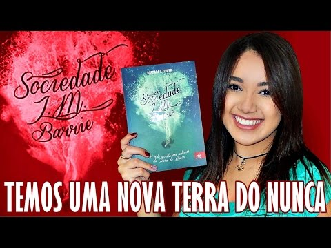 5 MOTIVOS PARA LER SOCIEDADE JM BARRIE, DE BABARA J ZITWER | Magia Literária