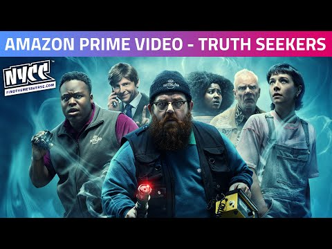 Amazon Prime Video Presents - Truth Seekers