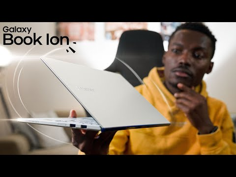 External Review Video bd3SPw2n4hg for Samsung Galaxy Book Ion 13 / 15 Laptop