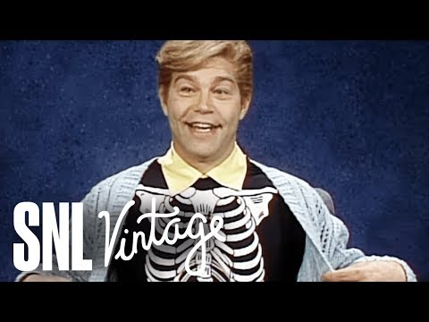 Daily Affirmation: Stuart Smalley's (Al Franken) Halloween Story - SNL