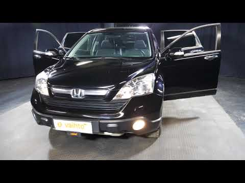 Honda CR-V 2.0i Elegance X 4wd A, Maastoauto, Automaatti, Bensiini, Neliveto, HAY-143