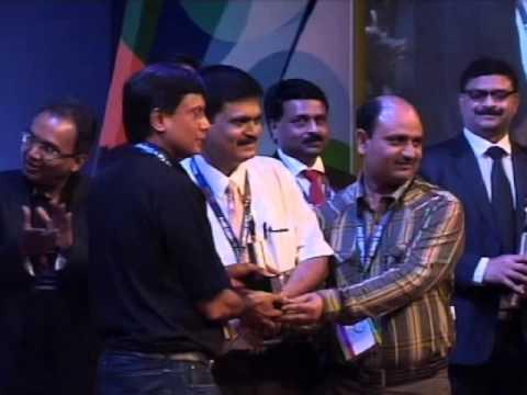 Print Summit 2014 : Raffle Draw and Felicitation Of Sponsors at Print Summit 2014