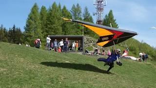 28.04.2018 - Stranik Hang Gliding  TakeOff