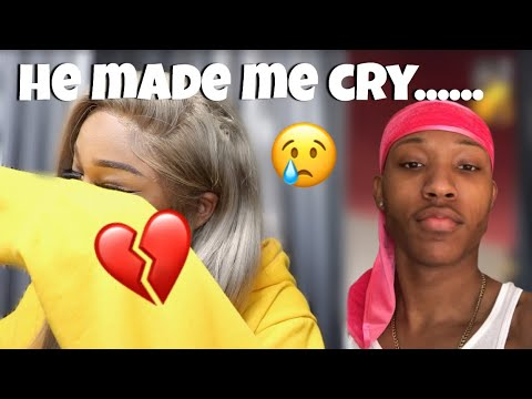 SO    I TOLD MY CRUSH HOW I FEEL (HE MADE ME CRY) - Ki Cassanova
