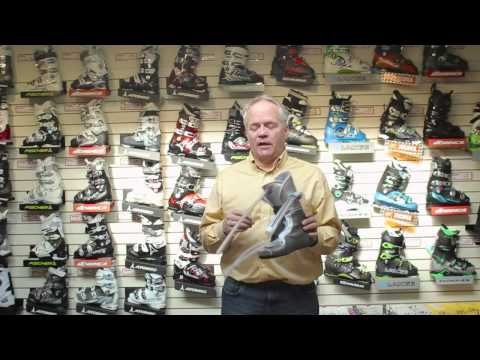 Review of Custom Ski Boot Liners; Foam Injected, Intuition and Zipfit.