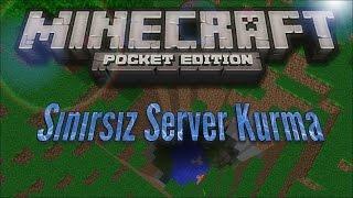 сервер minecraft pe 0.13.0