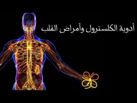 أدوية الكلوسترول