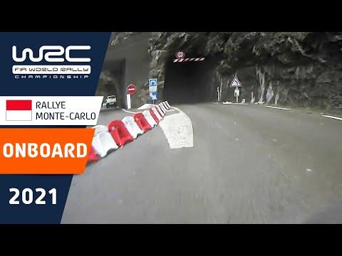 オンボード映像で見ると100倍楽しめるWRC 2021 開幕戦のラリーモンテカルロ オンボード映像まとめ2