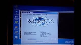 Build ReactOS using RosBE Environment and Kernel Modification - Most