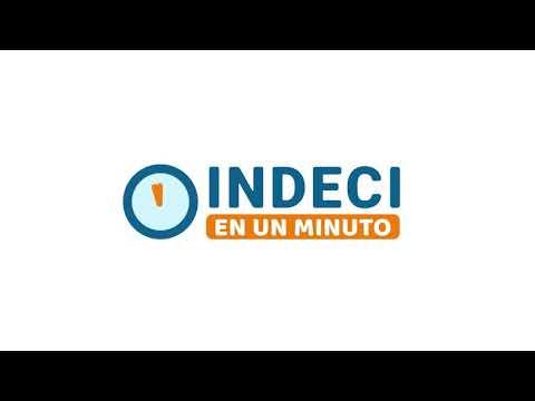 INDECI en 1 Minuto   Resumen de noticias del INDECI en 1 minuto